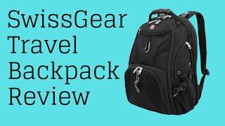 ✅SwissGear Travel ScanSmart Backpack 1900 Review Full of Stuff (VERIFIED)