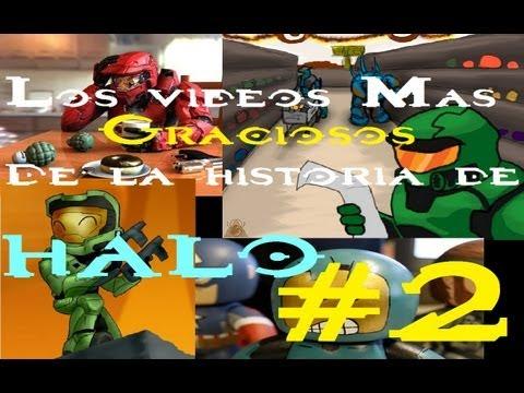 Los videos mas graciosos de la historia de Halo!!! parte 2.