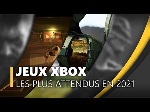 Les jeux les plus attendus sur Xbox Series X S et One en 2021