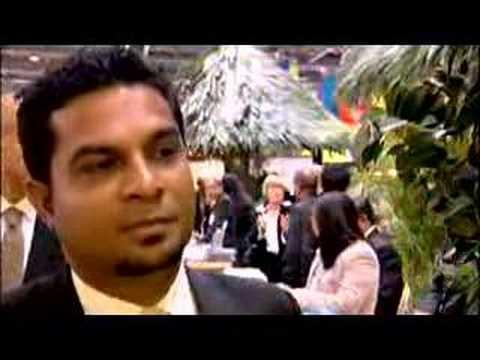 Abdulla Naim, Deputy Director, Maldives Tourism Promotion Board @ WTM 2007
