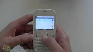 Nokia Asha 201 unboxing video