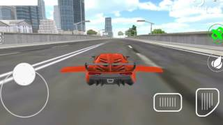 Racer Car Flying 3D Latest Racing Car games for kids