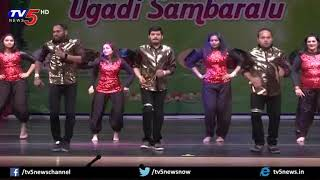 TFAS Ugadi Celebrations in New Jersey, USA