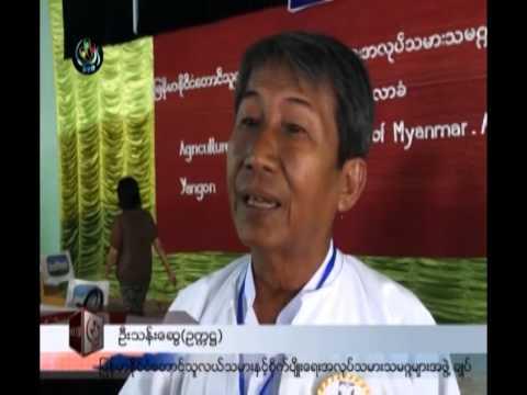 DVB -30-10-2014 လယ္ယာေျမလုပ္ပိုင္ခြင့္လက္မွတ္