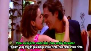 Mohabbat Dil Ka Sakoon - Dil Hai Tumhara 2002 -  Subtitle Indonesia