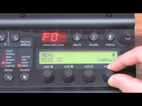 Nova System - Controlling Nova System via midi