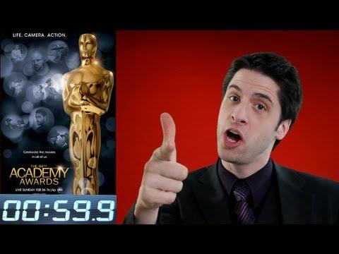 2012 Oscar Winners in less than 1 minute!