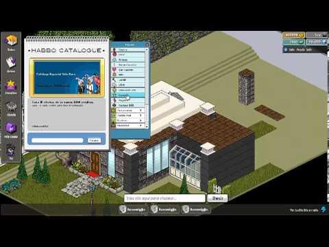 Como hacer tu casa en habbo pvp por fuera youtube - Como crear tu casa ...