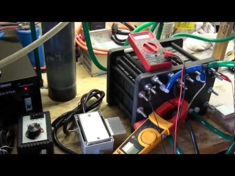 HHO 118 plate 115/230 volt Hydrogen generator RETAIL ver.