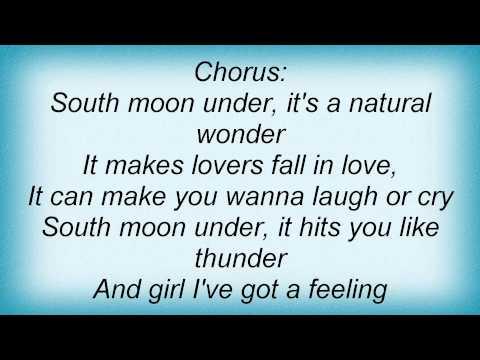 John Anderson - South Moon Under