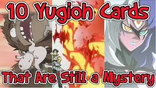 10 Yu-Gi-Oh Anime Cards That Will Always Remain A Mystery