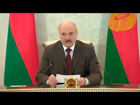 Лукашенко требует ужесточить наказания за правонарушения в нетрезвом состоянии