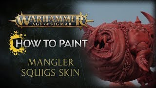 How to Paint: Mangler Squigs Skin