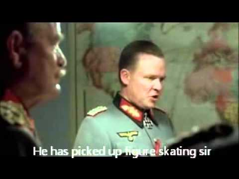Hitler finds out longboarding is banned