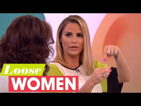 Katie Price Opens Up About Having Her Drink Spiked | Loose Women