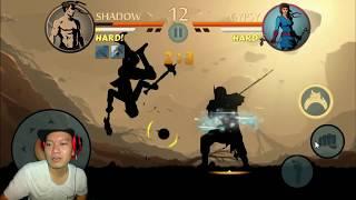 Shadow Fight 2 Tập Đặc Biệt HNT Chơi game shadow fight Bình luận vui 91