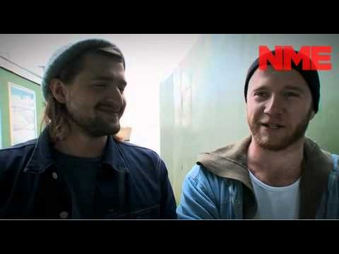 The 60 Second Interview - Wild Beasts
