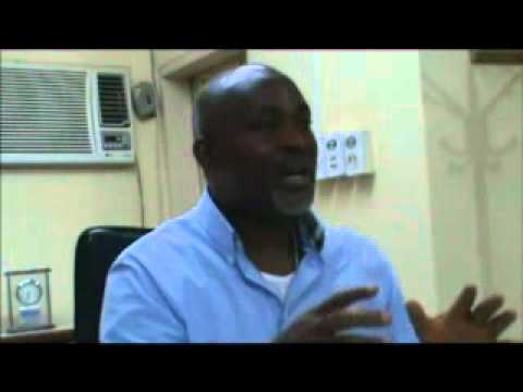 Interview with Hon. Commissioner for Culture and Tourism Pt 1.mpg