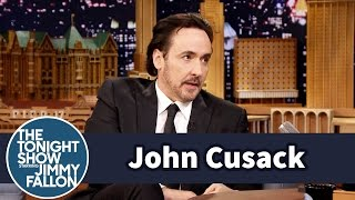 John Cusack Gets Jimmy to Make His Nephew's Graduation Special