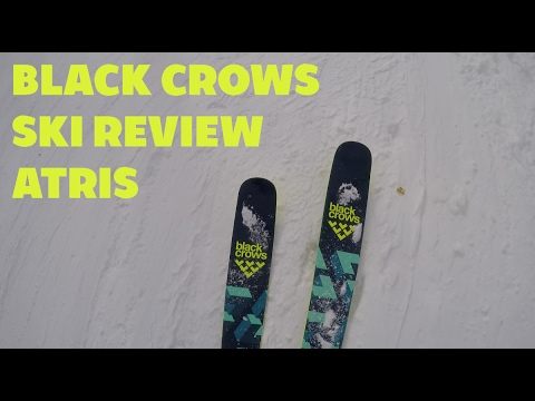 Black Crows Ski Review - Atris