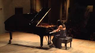 Soyeon Kate Lee performing Janacek, Piano Sonata 1.X.1905