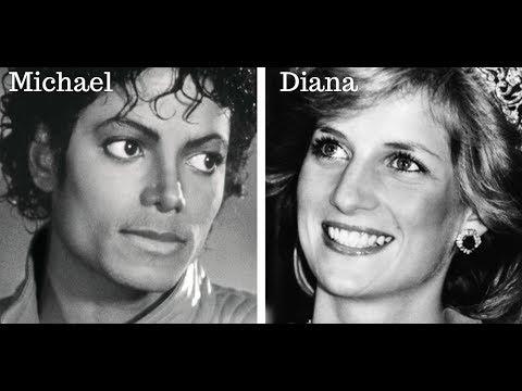 Michael Jackson was Princess Diana's favorite pop star