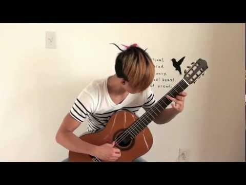 Sungmin Lee: Antonio Lauro - 'Vals Venezolano no. 2' - Classical Guitar