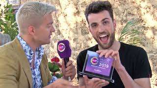 Duncan Laurence big favorite to win Eurovision according to the European LGBT community.