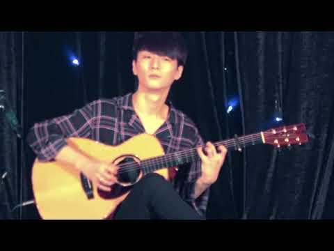 (Payung Teduh) Akad - Sungha Jung (live)