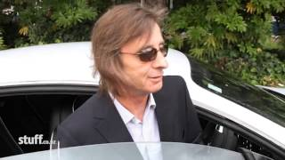 Phil Rudd Arrested for Double Murder Plot at Beach House--Meth Alleged At Scene