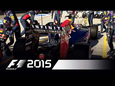 F1 2015 Tv Spot
