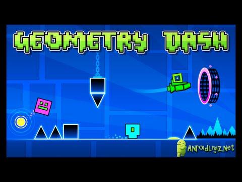 Geometry Dash - Познай мир геометрии!