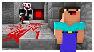 EVIL PUPPET MURDERER! - FIVE NIGHTS AT FREDDY'S HIDE & SEEK! - Minecraft Mods