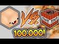 100,000 TNT VS BEBEK VS MİNECRAFT