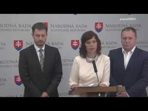 Veronika Remišová - Nové závažné zistenia v kauze eurofondov na vedu a výskum - YouTube