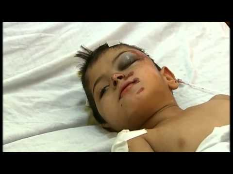 Gaza  Is this a war on children   report by Jon Snow,  Channel 4 News