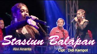 Download lagu STASIUN BALAPAN Alvi Ananta  Live Raxzasa Music Pemuda persil Bersatu ( Video)