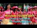 Frame from Minuluan Festival 2014 - Complete Talisay City Parade