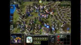 Warcraft 3 - World War 3 ( multiplayer )