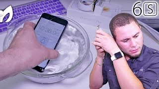 iPhone 6s Plus ¿RESISTENTE AL AGUA? (Investigación Confirmada) #iPhone6s #iPhone6sPlus