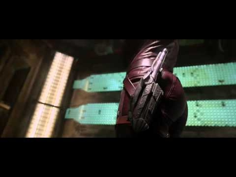 Guardians of the Galaxy - extended trailer