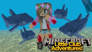 Minecraft Little club Adventures - Little Donny Saves Little Kelly