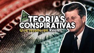 TEORIAS CONSPIRATIVAS que resultaron REALES | Oliver Mejia