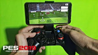 PES 2019 Mobile with Gamepad Android Gameplay HD