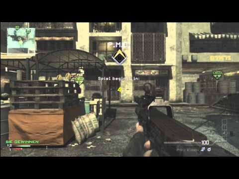 MW3 Online Gameplay (German) PS3 [HD]