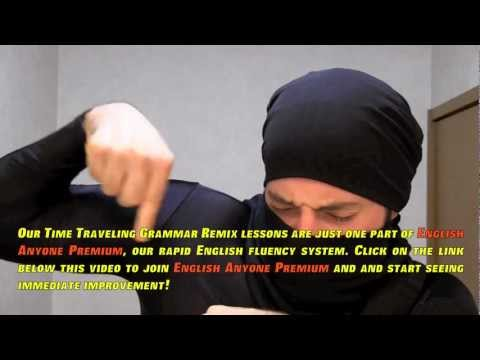 Ninja Teaches English – English Fluency Training – Learn To Speak English Fluently The SMART WAY!