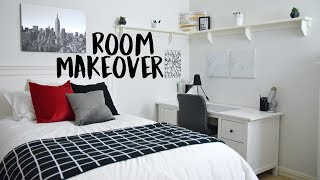 (10.4 MB) EXTREME Room Makeover! FULL BEDROOM TRANSFORMATION Mp3