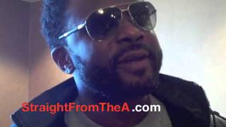 EXCLUSIVE - Darius McCrary Speaks on 'Superhead' for StraightFromTheA.com