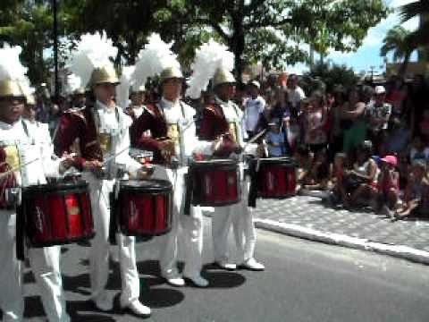 Drum & Brass Corp's Castro Alves  2010