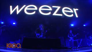 Weezer - Do You Wanna Get High? (Live at KROQ Almost Acoustic Xmas 2015)